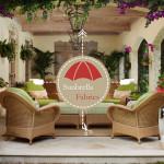 Marina del Rey patio cushions sunbrella fabrics outdoor upholstery